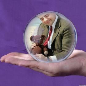 Adicione sua foto dentro de uma bola de cristal mágica com este efeito em linha
