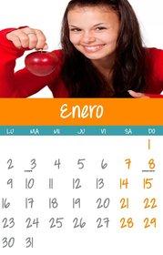 Criador de calendários de qualquer mês e ano