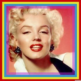 moldura quadrada feliz com as cores que você pode colocar suas fotos em para