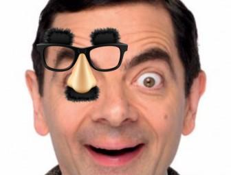 etiqueta com vidros bigode e sobrancelhas groucho marx o grande comediante voce pode inserir em suas fotos