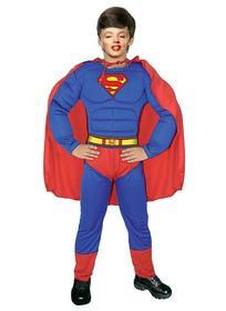 fotomontagem livre para disfarçar o seu filho como Superman