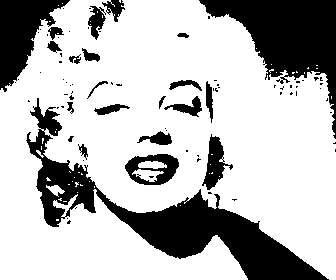 Pop Art efeito aplicar às suas fotografias. Assembléia para transmitir a sua imagem para tons de rosa.