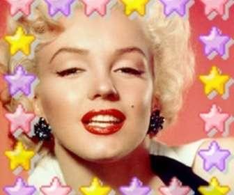 animacão estrelas coloridas personalizaveis com sua foto otimo o avatar