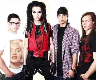 Com este efeito da foto que você sair na camisa de um membro do Tokio Hotel.