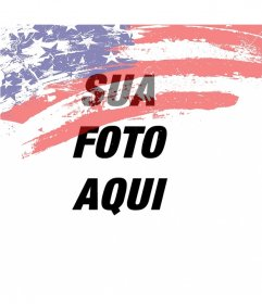 Bandeira dos Estados Unidos para colocar como imagem do seu perfil