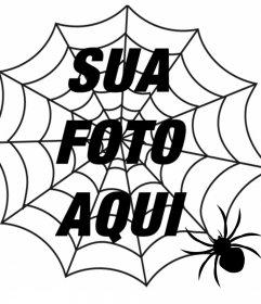 Coloque uma teia de aranha em suas fotos com este efeito de terror