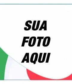 e5d2047257211 Montagem de colocar as cores da Itália em sua foto - Fotoefeitos .