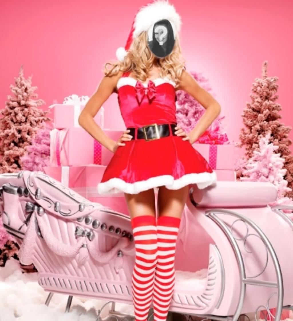 Photomontage de Mama Noel para fazer online
