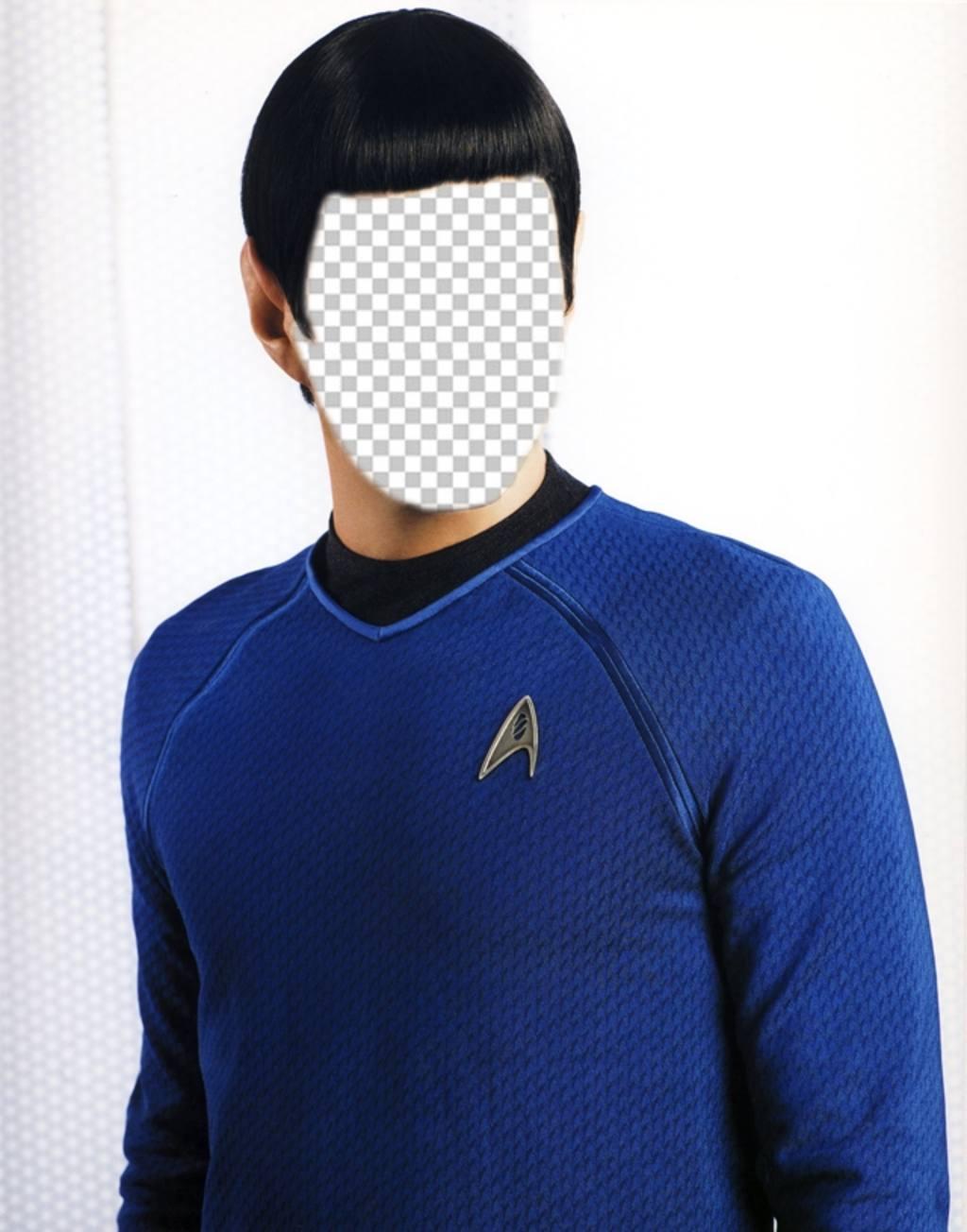 Torne-se em Spock de Star Trek com este